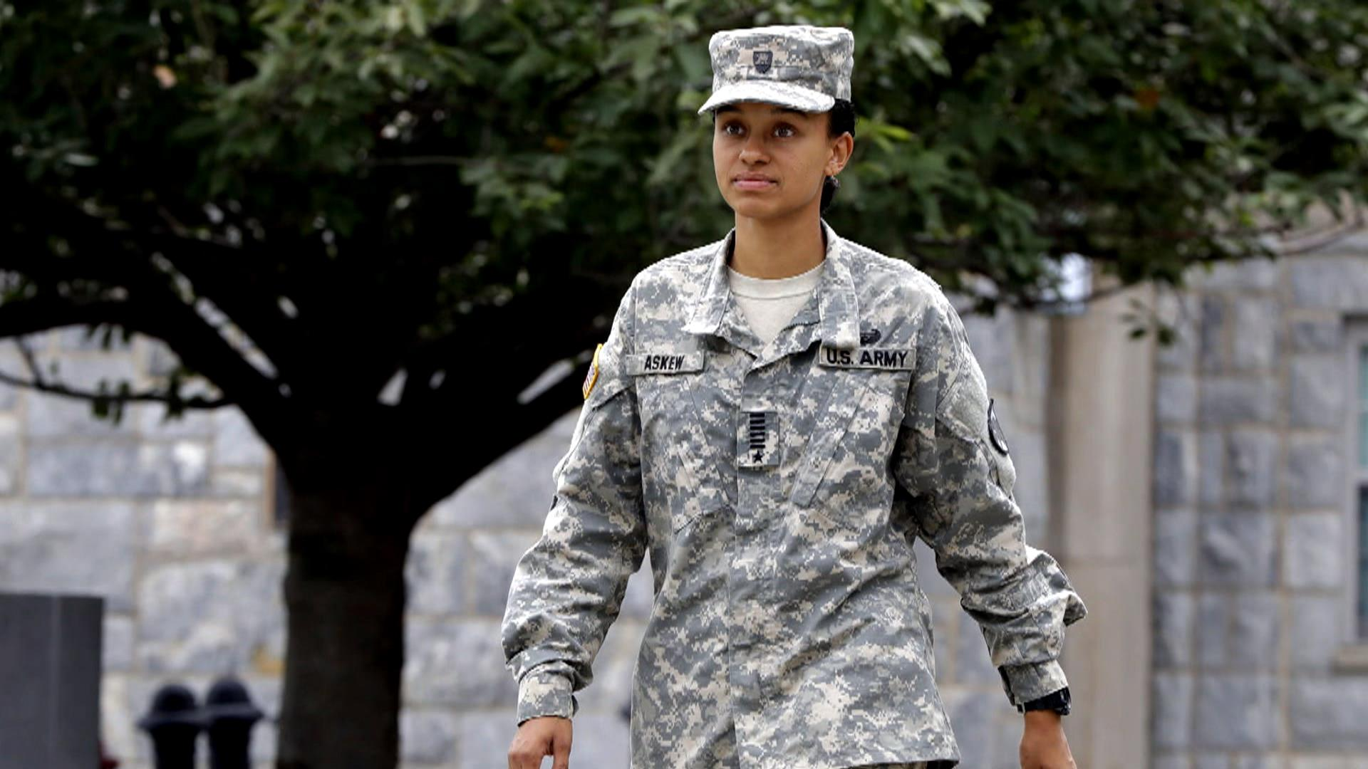 simone askew becomes first black woman to lead west point cadets