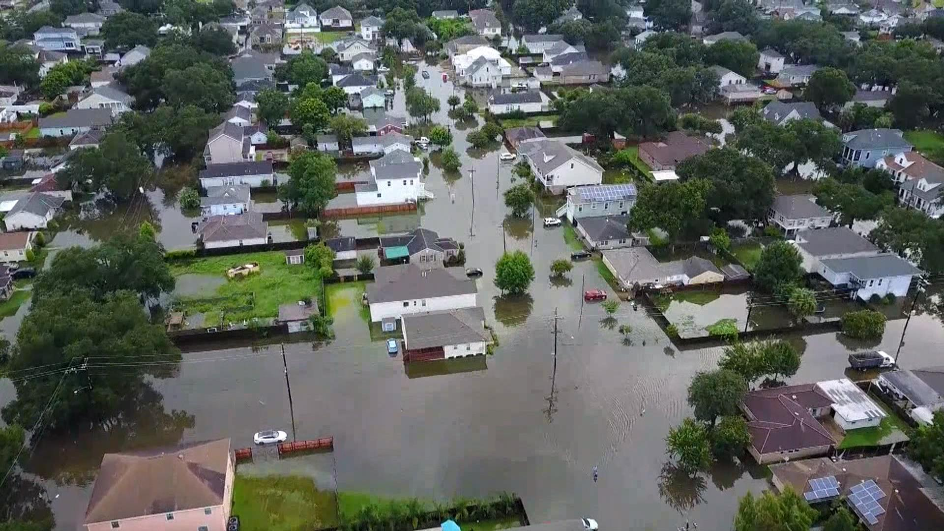From New Orleans Warnings For Texas >> New Orleans In State Of Emergency Amid Flood Risk Nbc News
