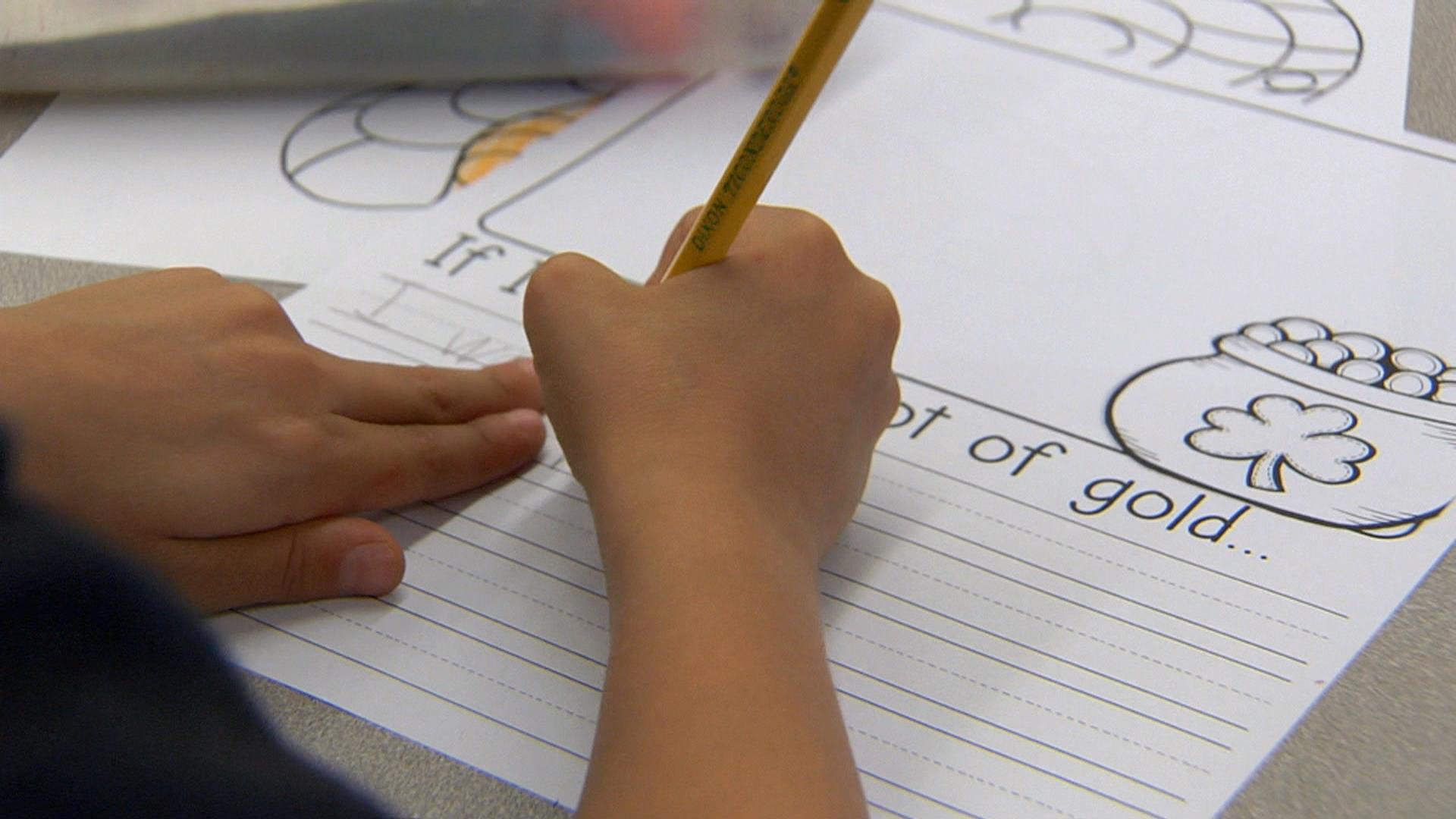 Teachers, parents just say no to elementary school homework