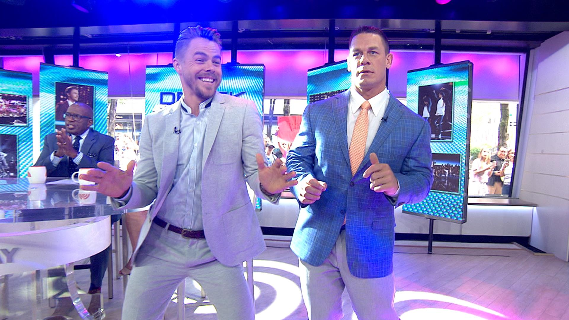 Derek Hough Previews 'World Of Dance' Finale (and Dances