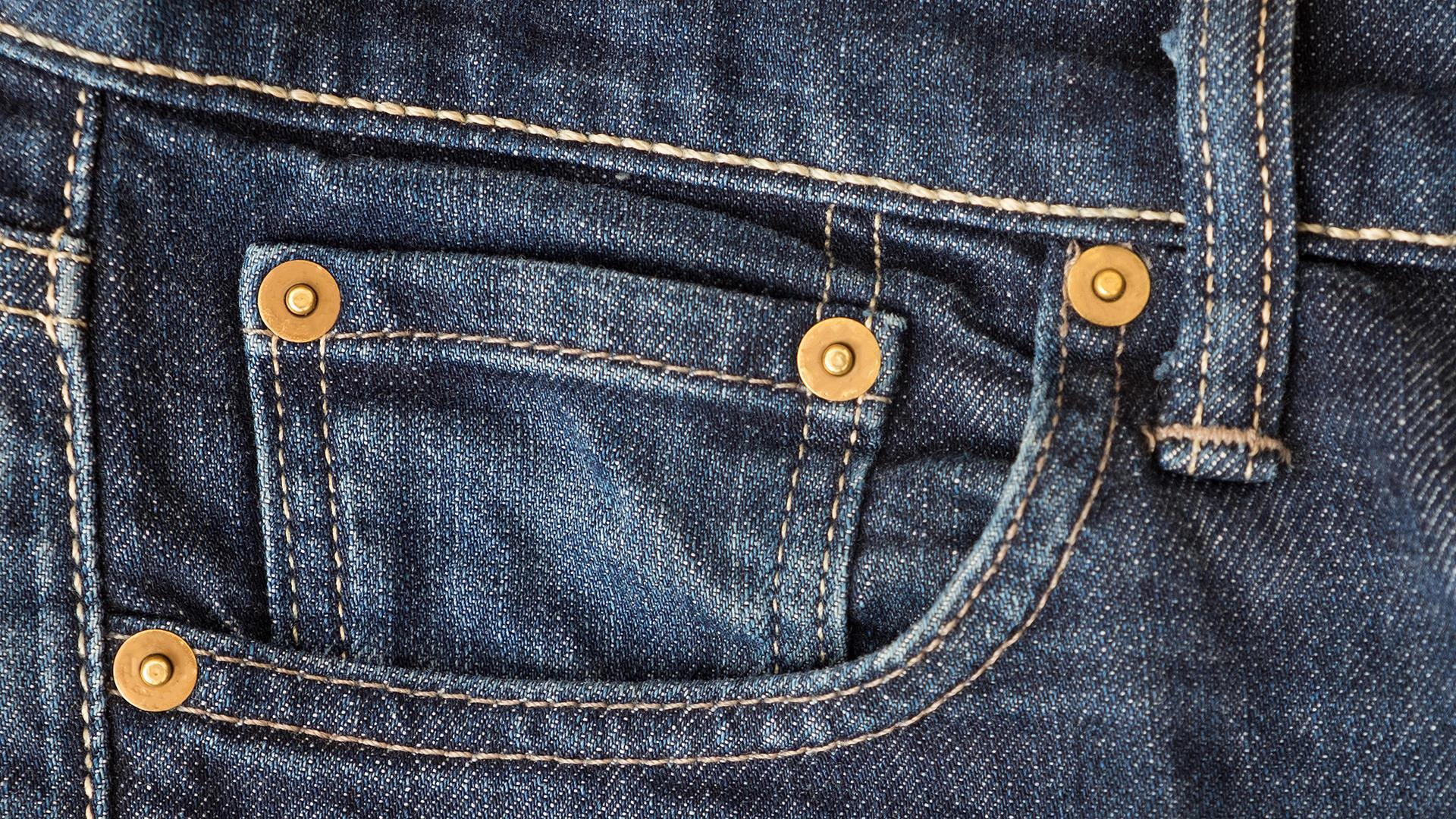 Jean rivets: What are those little studs actually for?