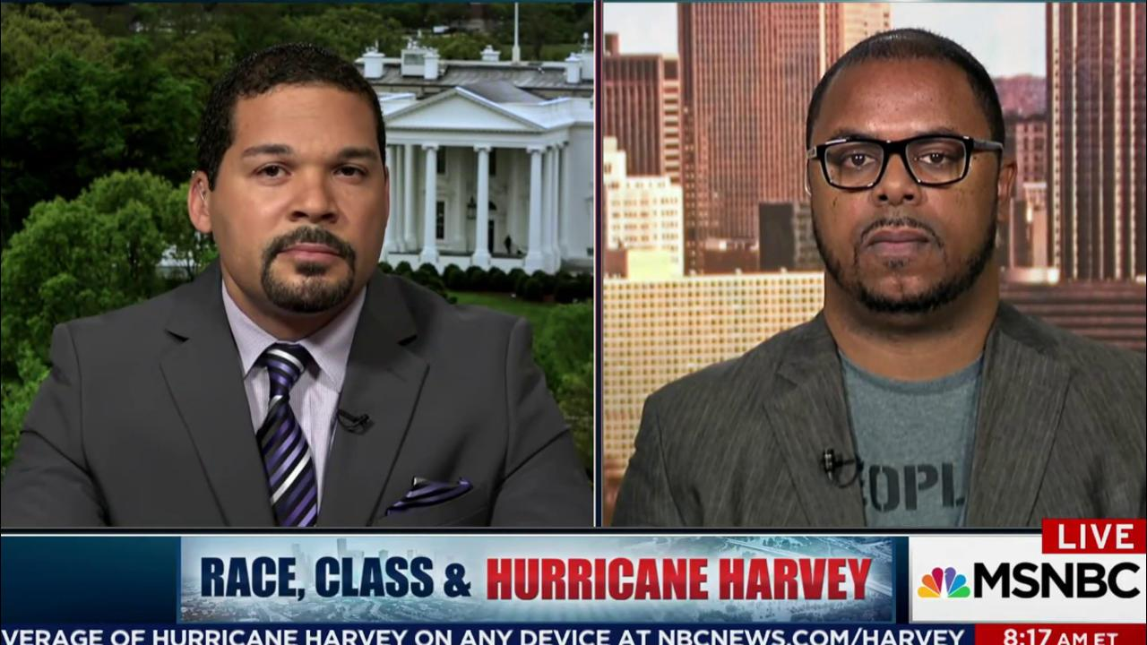 Race, class and Hurricane Harvey