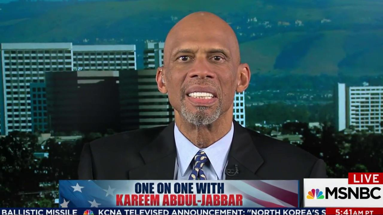 One on one with Kareem Abdul-Jabbar