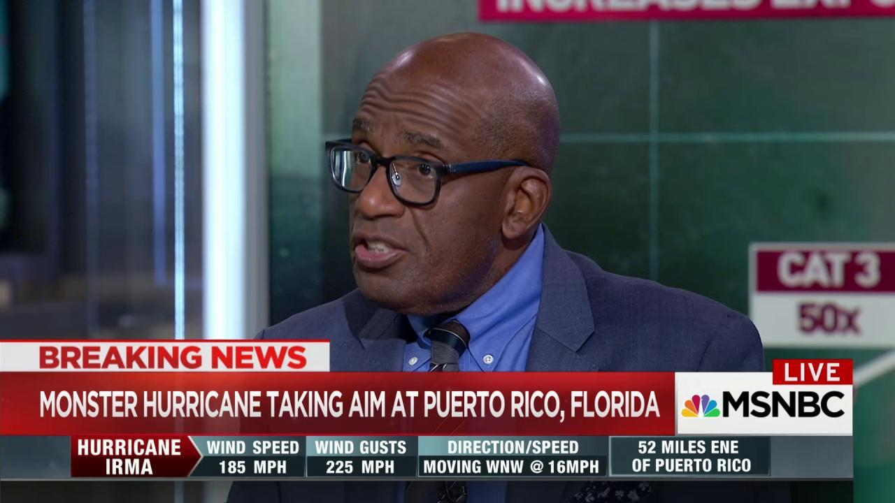 Roker: If people don't heed those warnings...