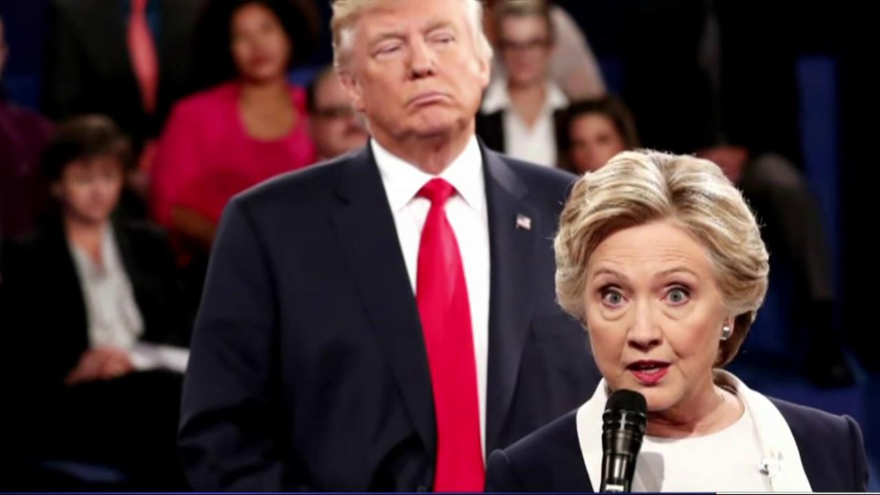 Clinton: No doubt Trump camp hid...