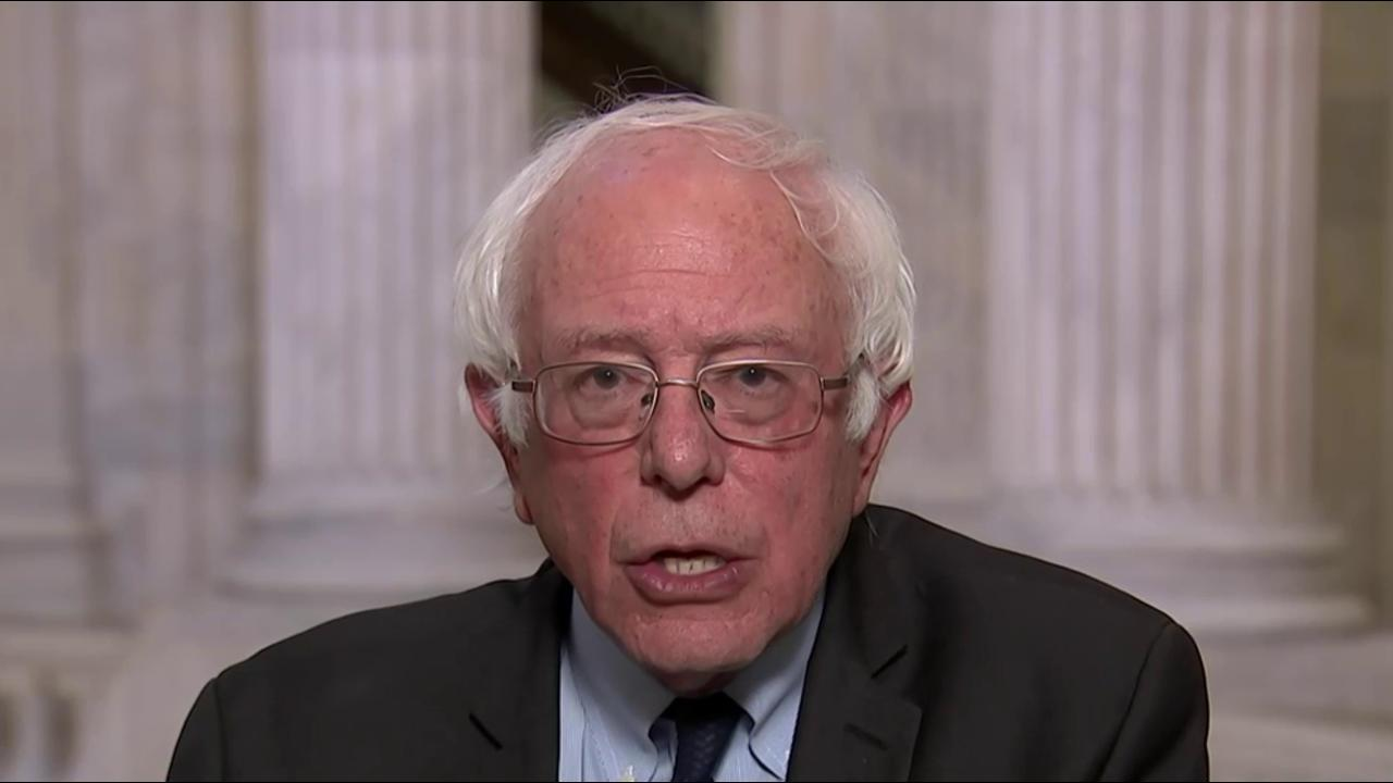 Sanders: Medicare for all 'isn't a...