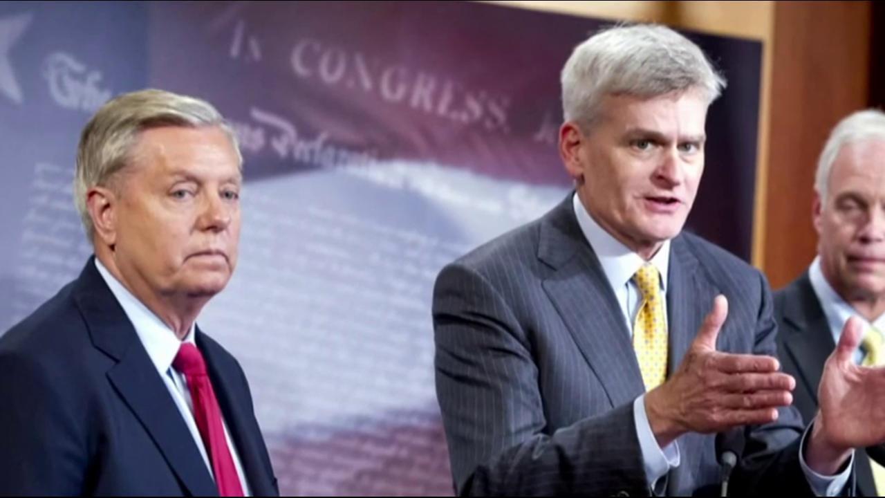 GOP gives up on bipartisanship, backs new...