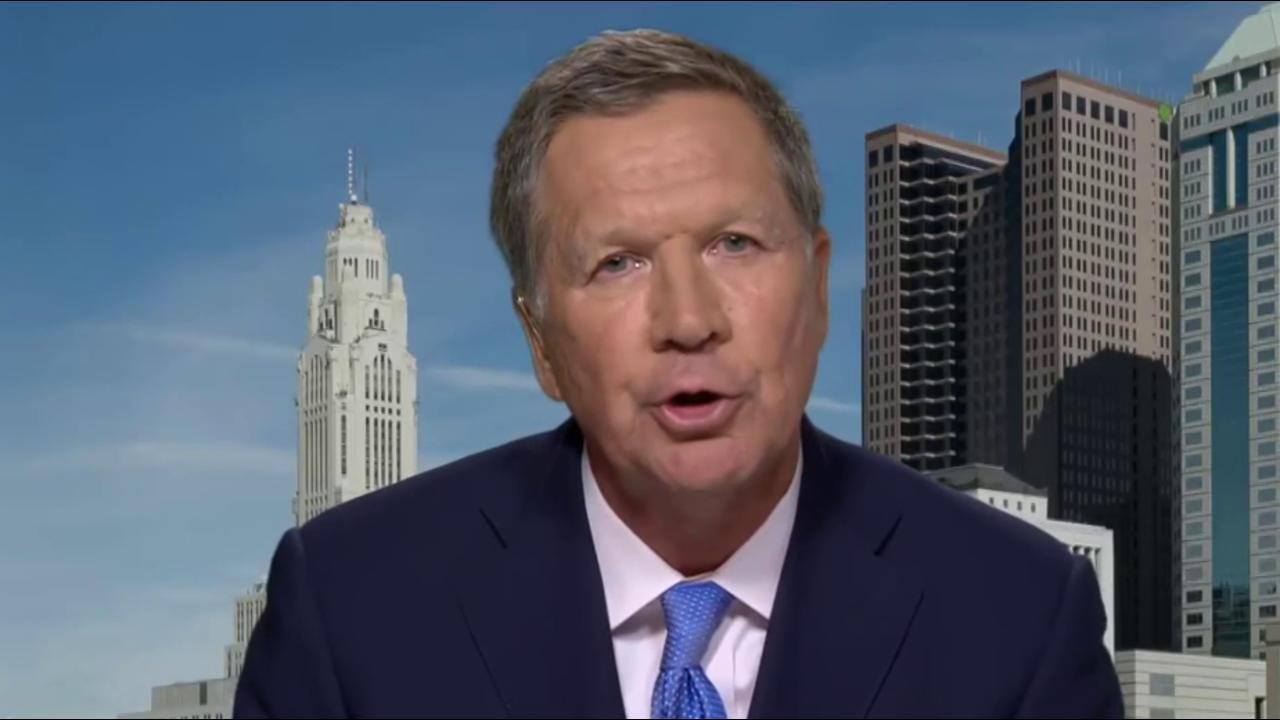 Kasich on Obamacare: It's flawed but we...
