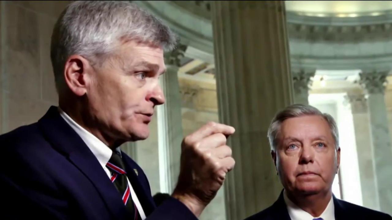 Senator thinks Sanders won't discuss...