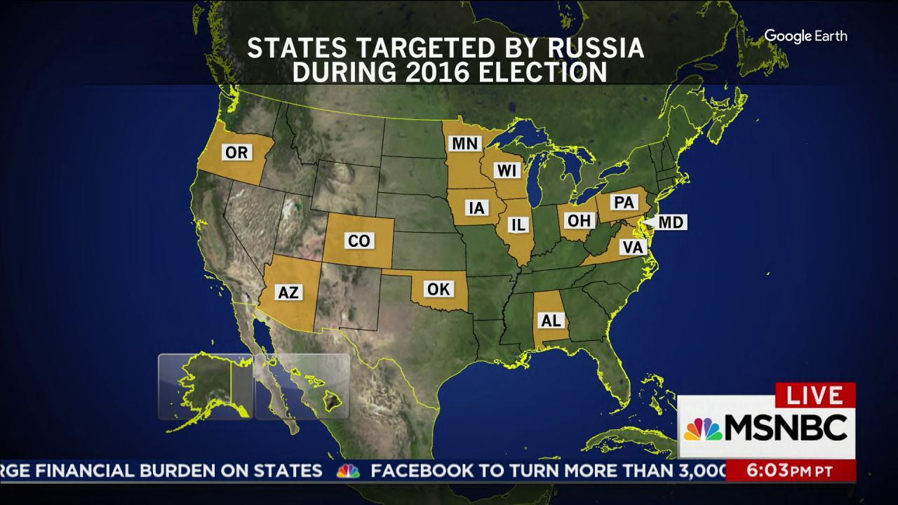 DHS begins notifying states of Russian hacks