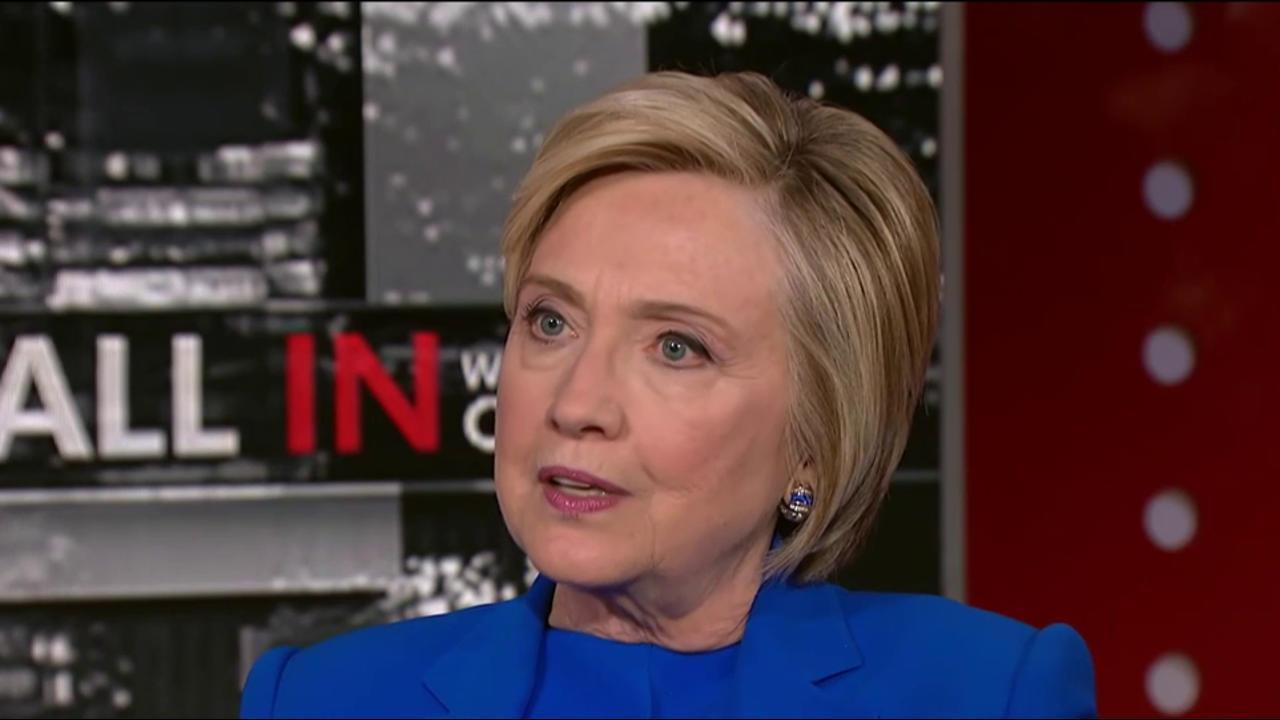 Clinton: Trump has 'no idea' what's in...