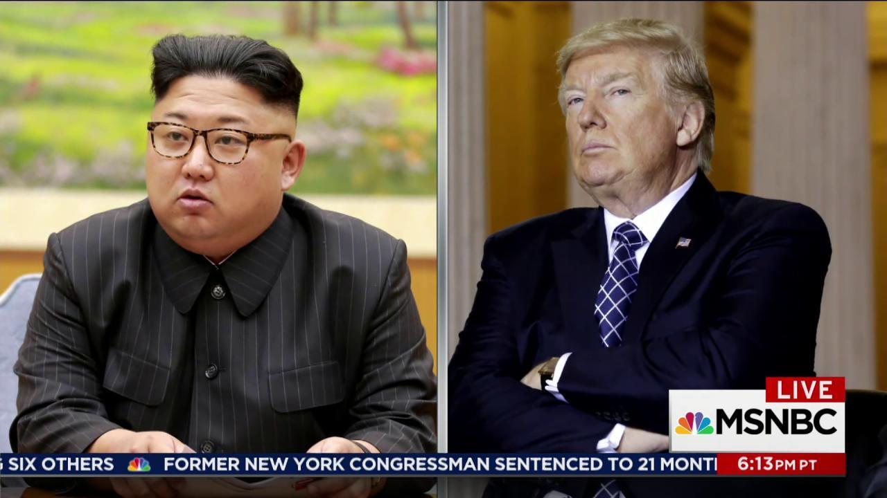 Trump dangerous bellicosity raises war risk