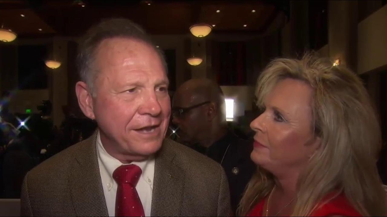 Can Roy Moore be beat?