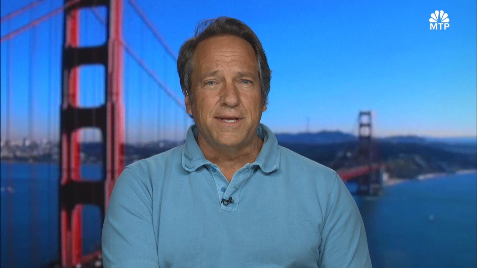 Mike Rowe Says American Workforce Becoming Lopsided