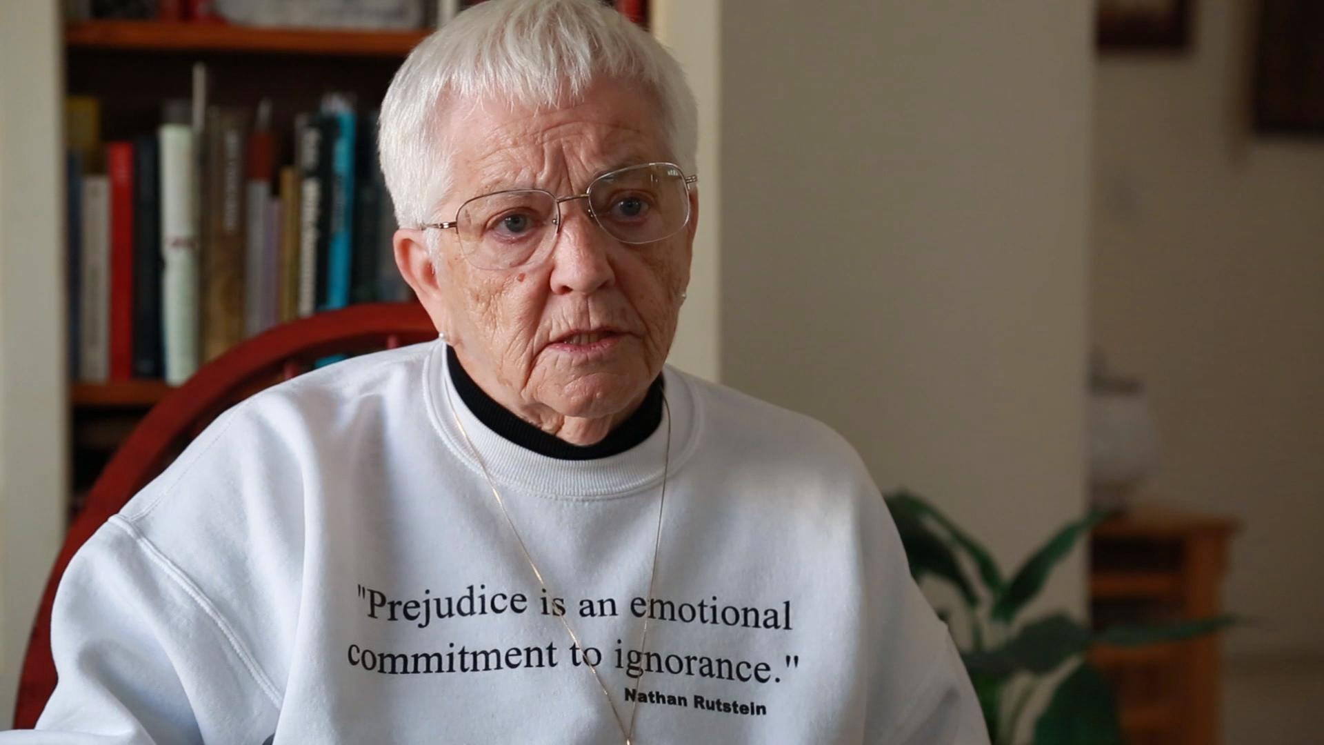 Anti-Racism Educator Jane Elliott: 'There's Only One Race