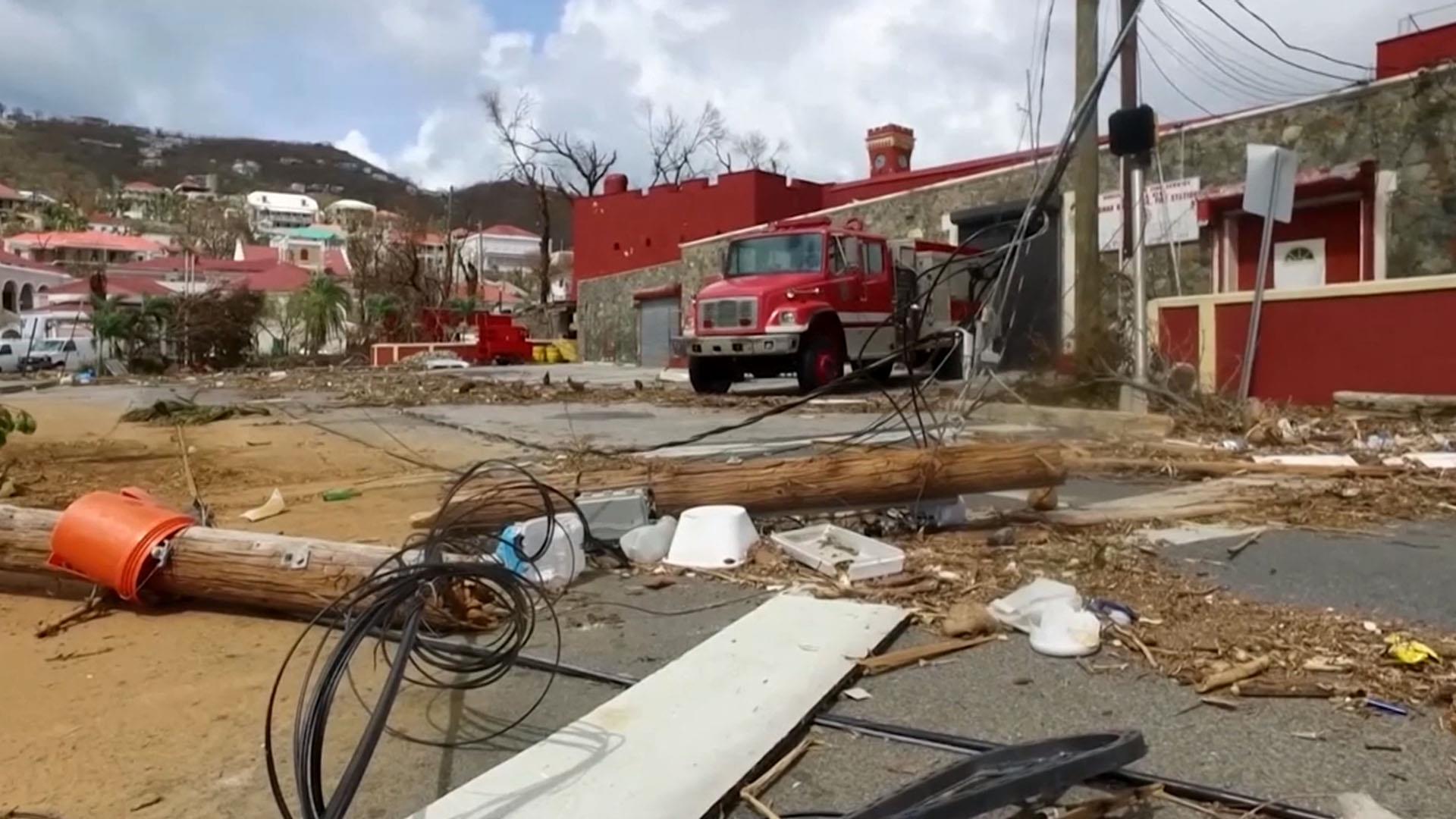 Crime In St John Us Virgin Islands