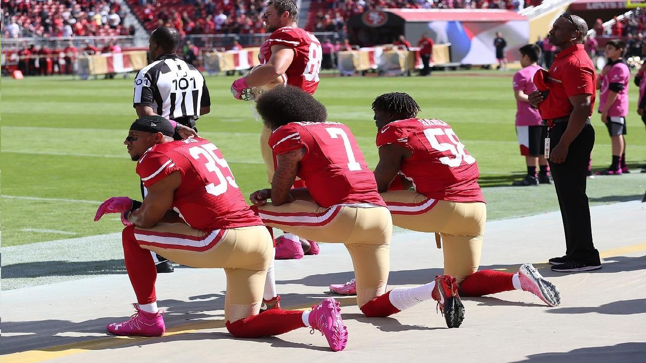 """Fmr. NFL Player: Trump """"detrimental"""" to..."""