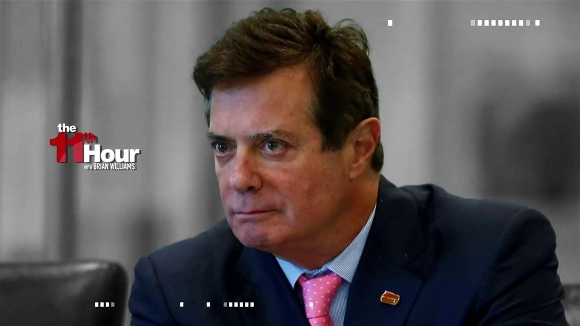 Feds reportedly monitored Manafort after...