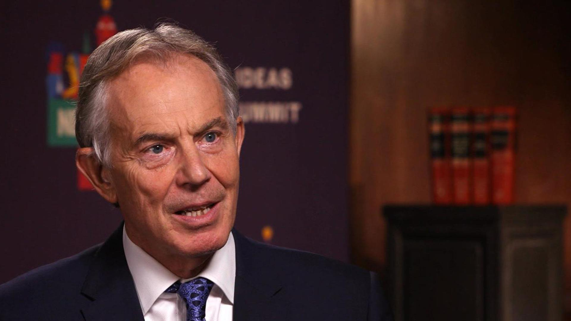 Fmr PM Tony Blair On Terror Attacks: 'You...