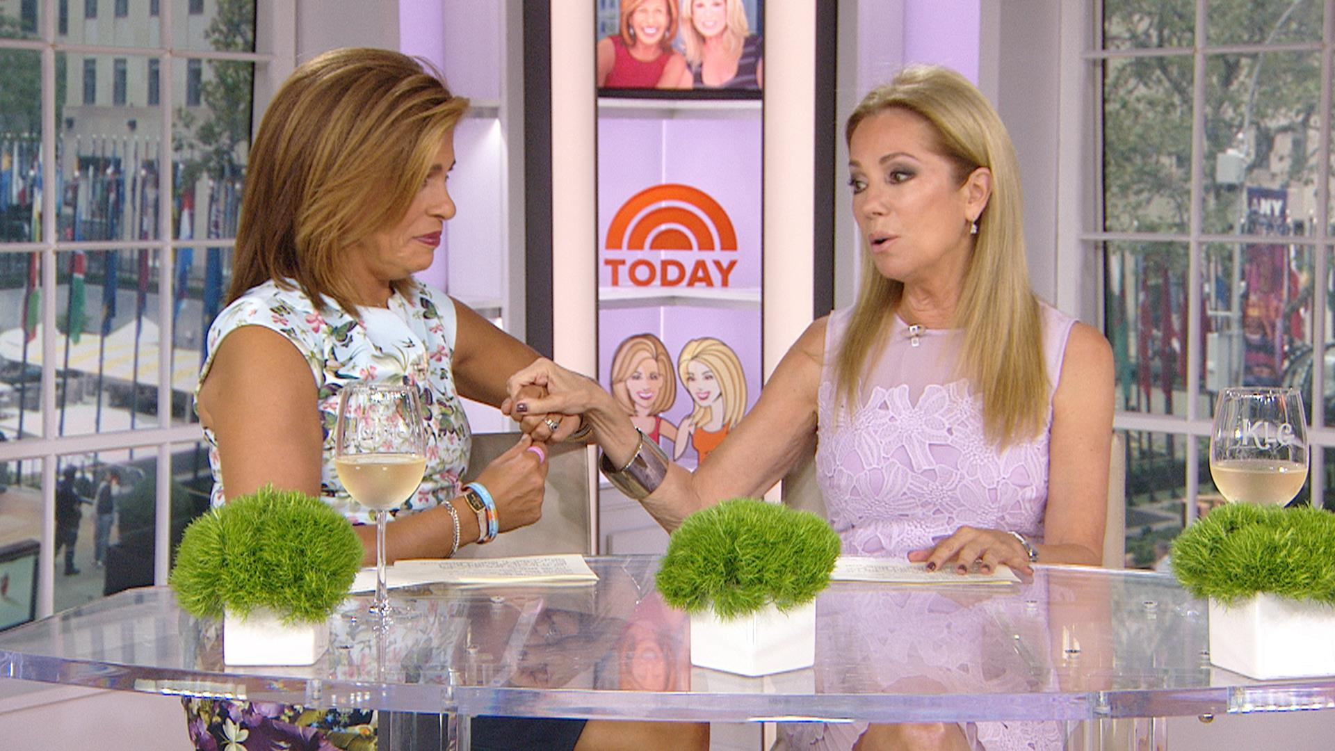 pictures Exclusive: Kathie Lee And Hoda On Aging Gracefully—And Gratefully