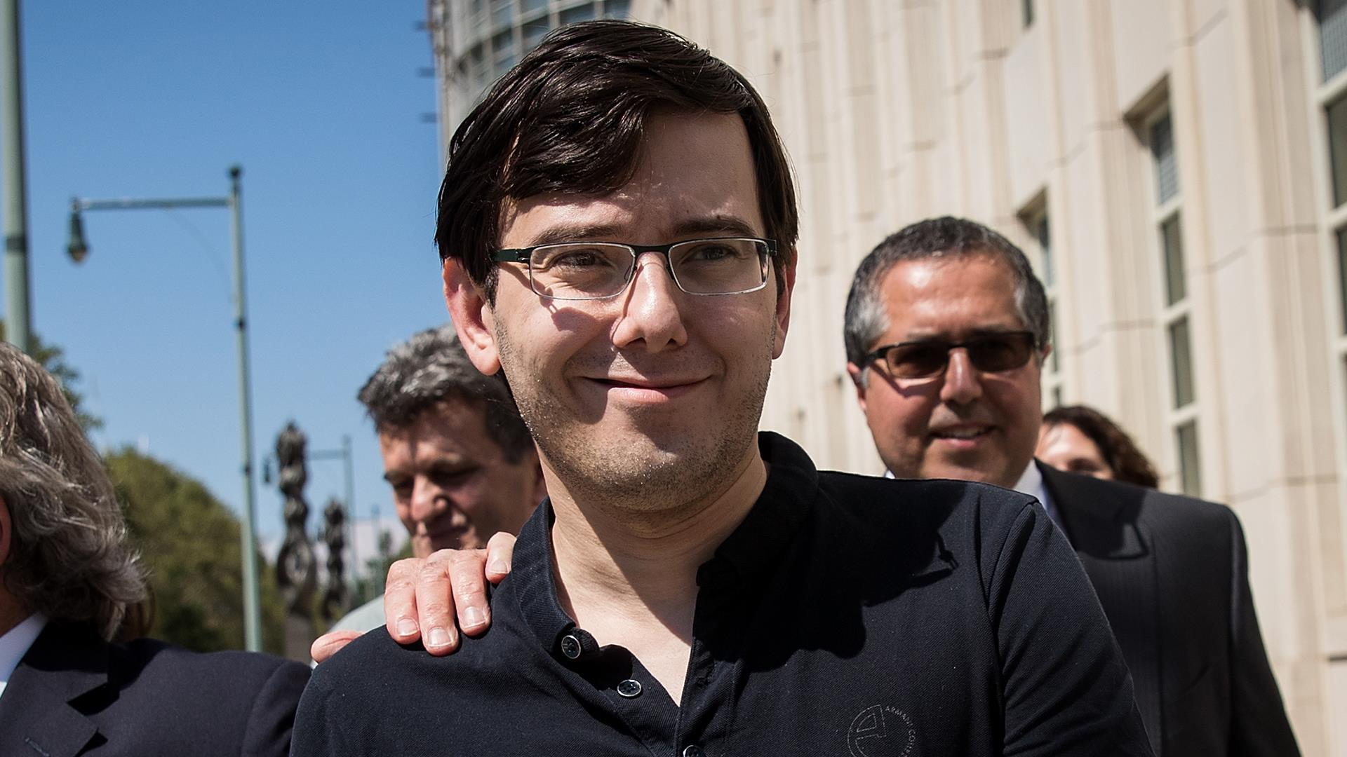 'Pharma Bro' Martin Shkreli Jailed at Tough Brooklyn Facility