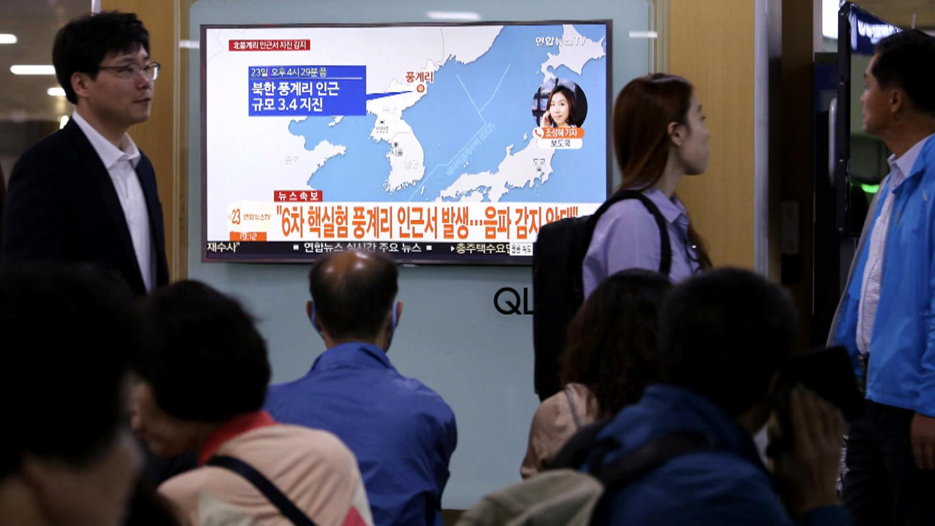 North Korea's Nuclear Test Site Could Be Unstable, Experts Say