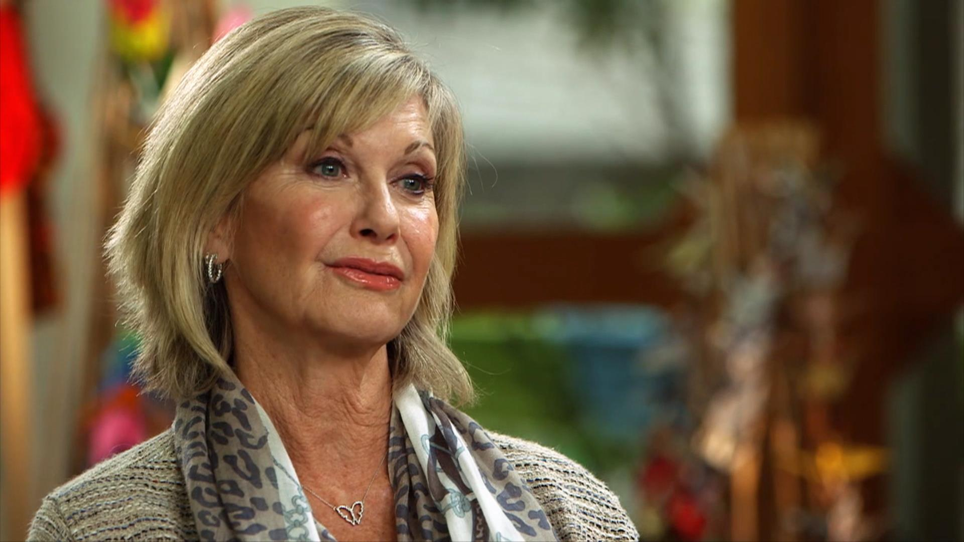 Olivia Newton-John on her second fight with cancer: 'I can do it again'
