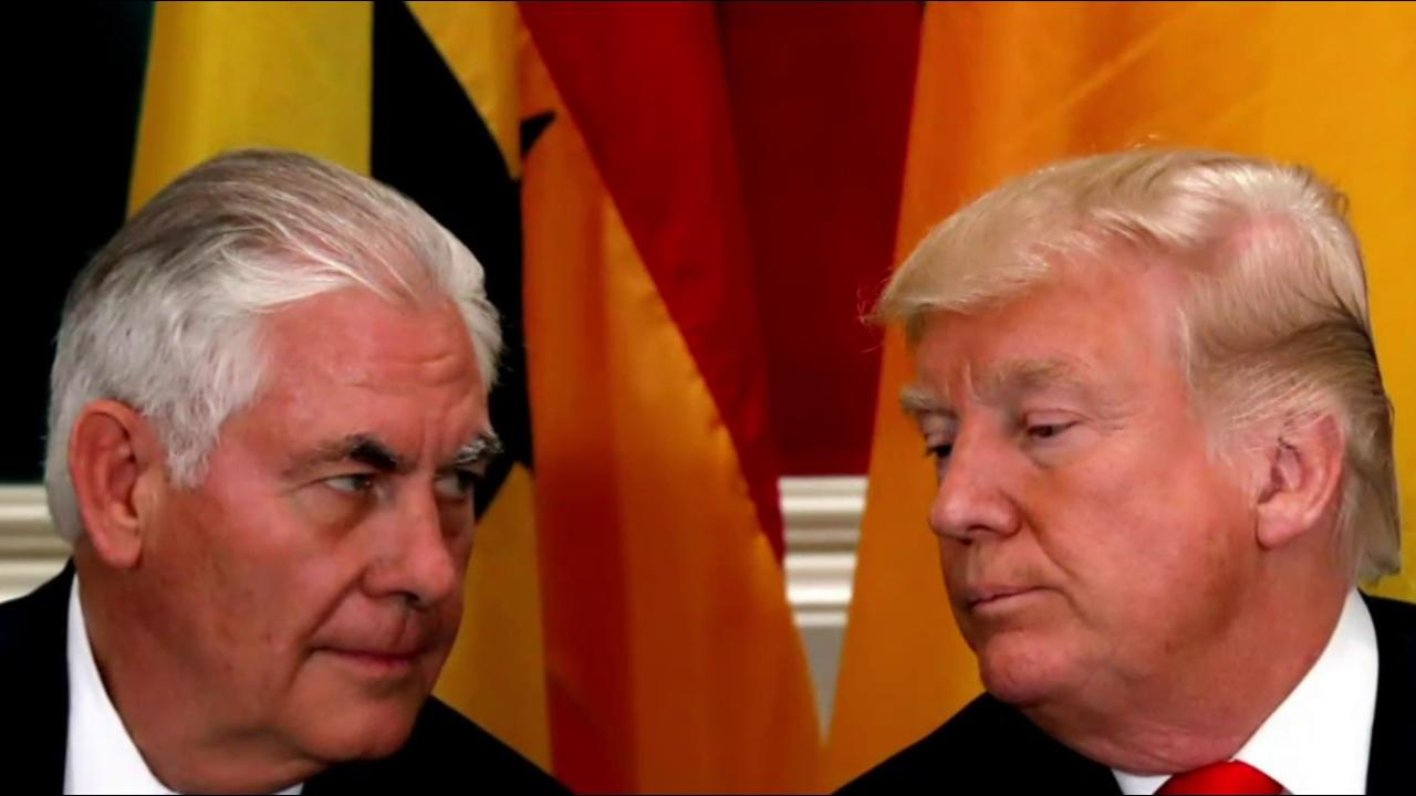 Carol Lee: We stand by our story on Tillerson
