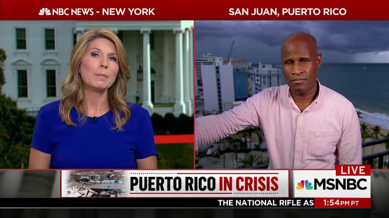 Are things getting better in Puerto Rico?