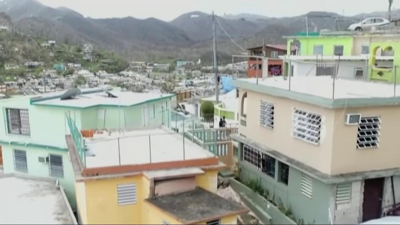Puerto Rico's storm death toll up to 36