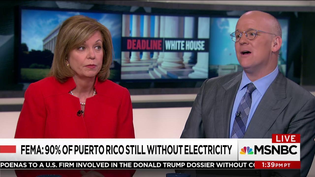 Trump's misleading Puerto Rico video