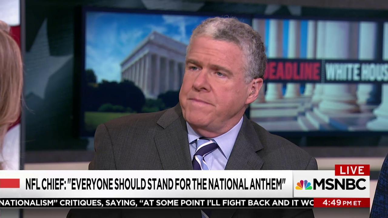 Peter King: NFL doesn't want to pick a...