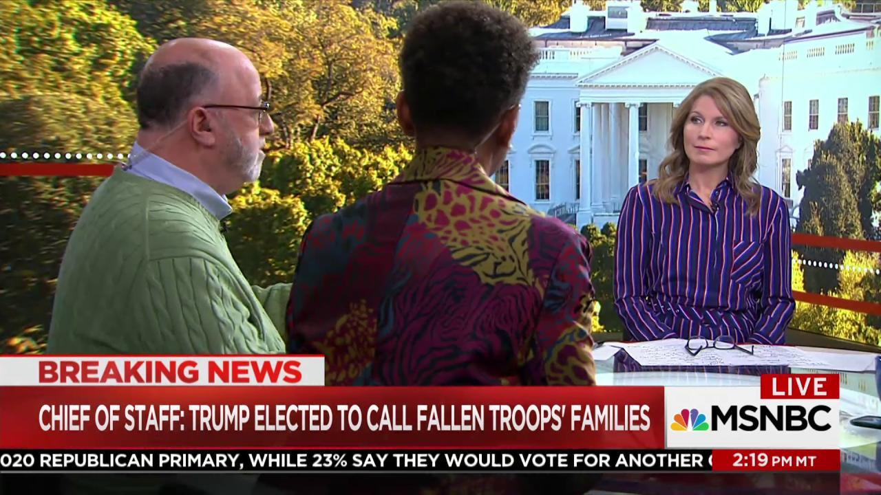 Why Gen. Kelly was compelled to defend...