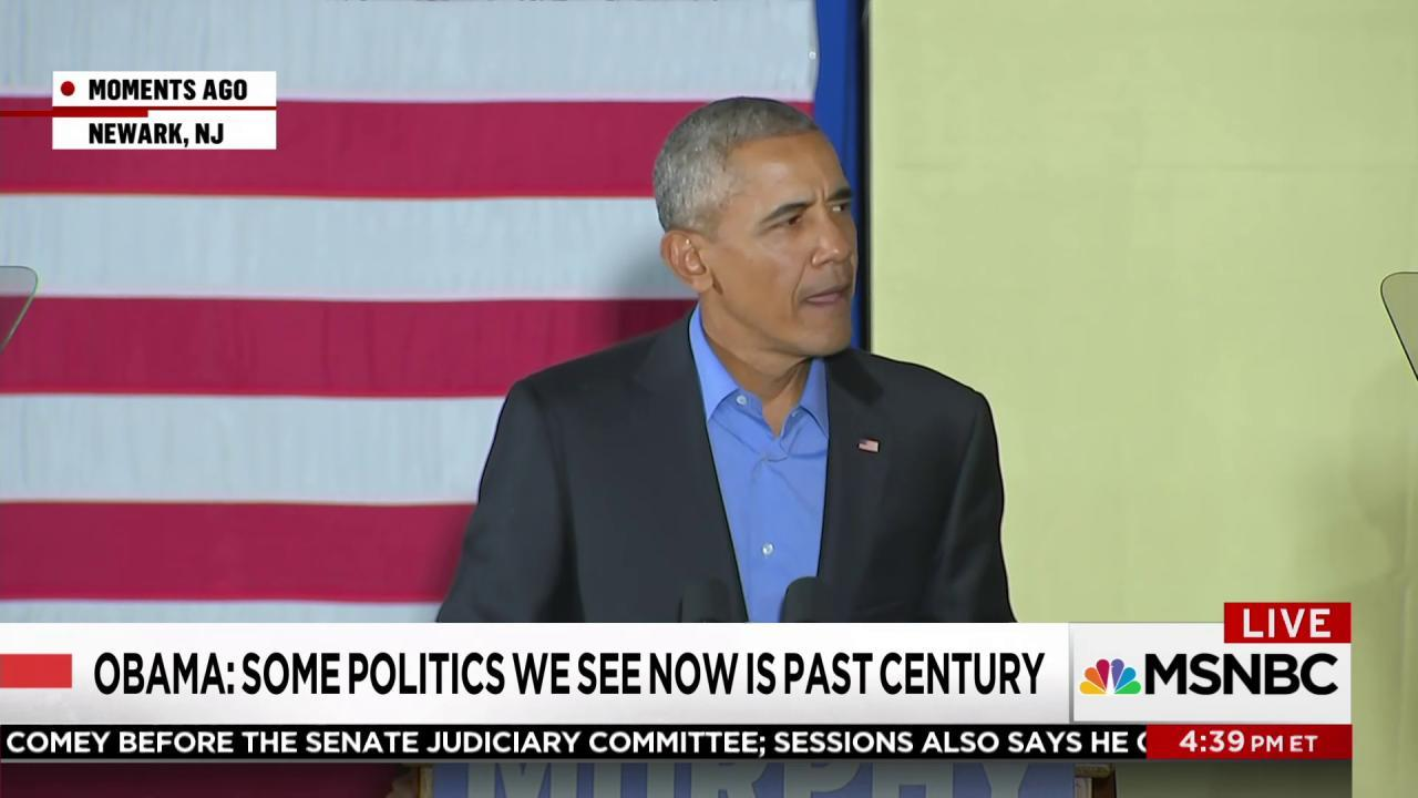 Obama: This is the 21st century, not the...