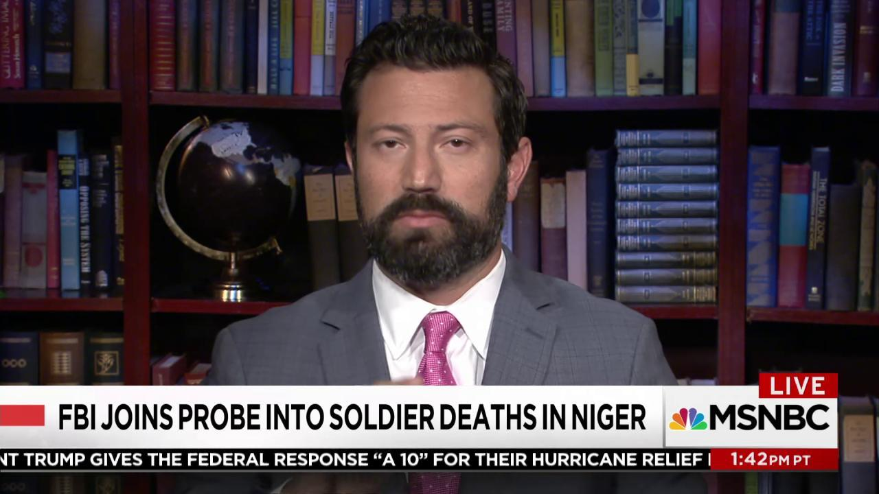 Was the attack in Niger a result of the...
