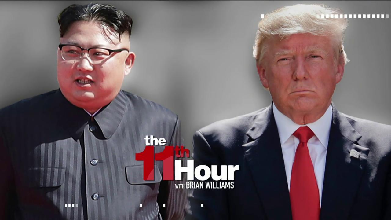 Breakdown of U.S.-North Korea diplomacy...