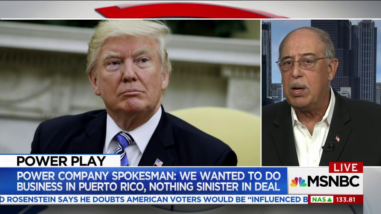 Honore: Trump cabinet has let down the...