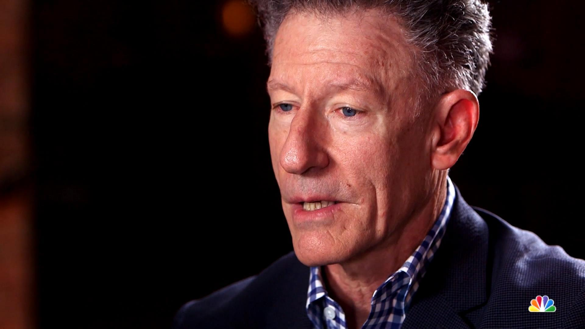 no slowing down for country music legend lyle lovett