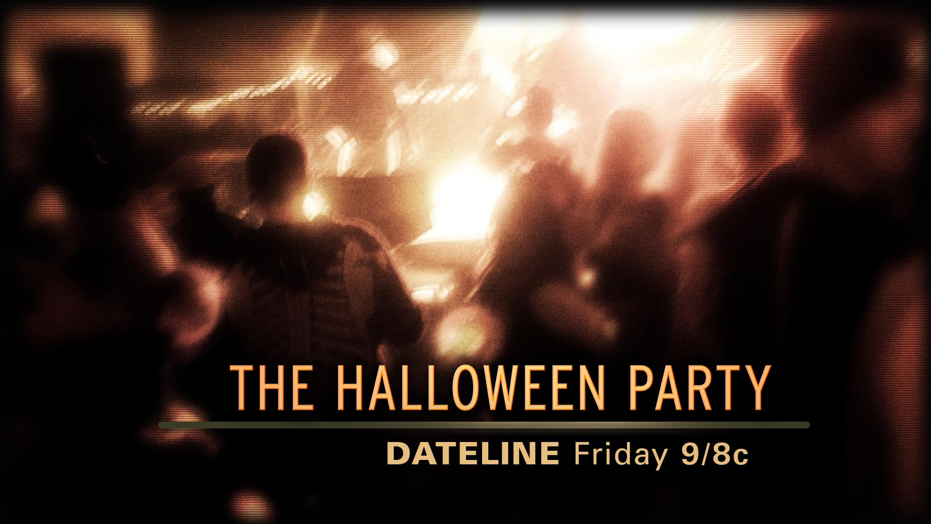 DATELINE FRIDAY PREVIEW: The Halloween Party - NBC News