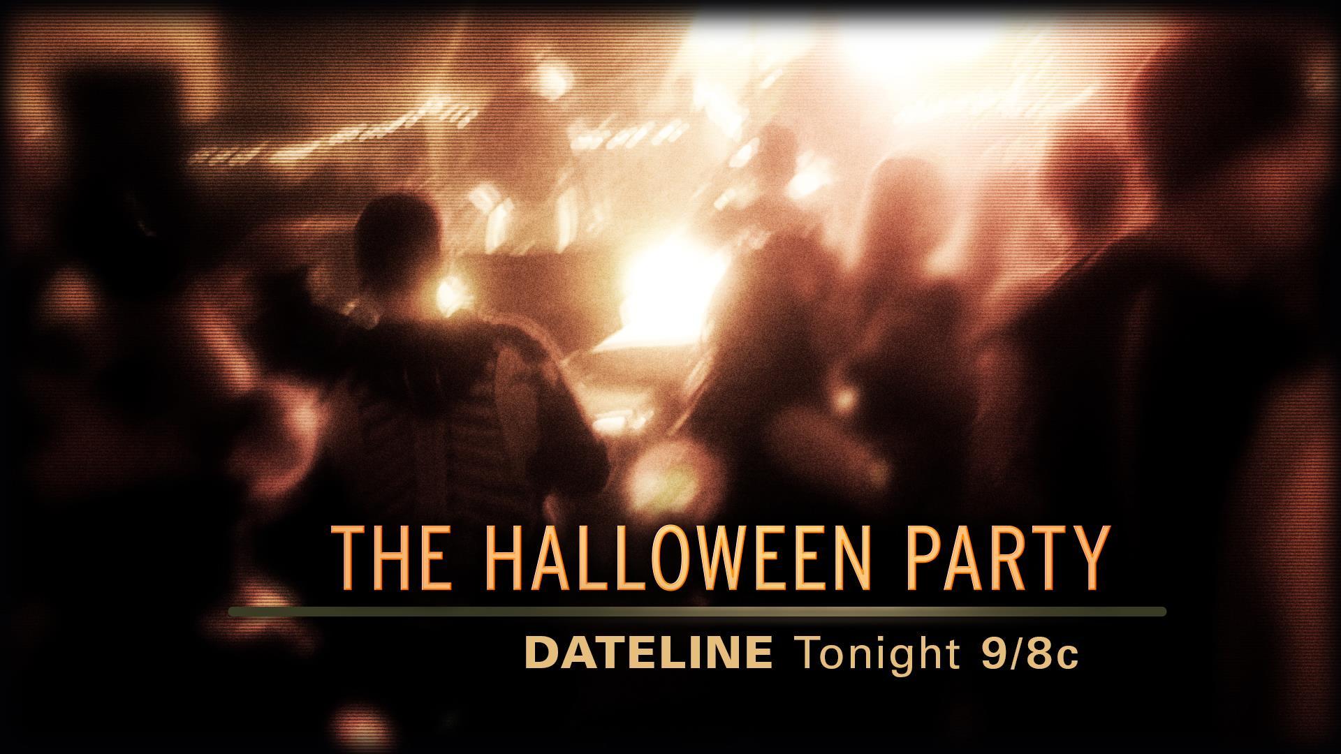 dateline friday sneak peek: the halloween party