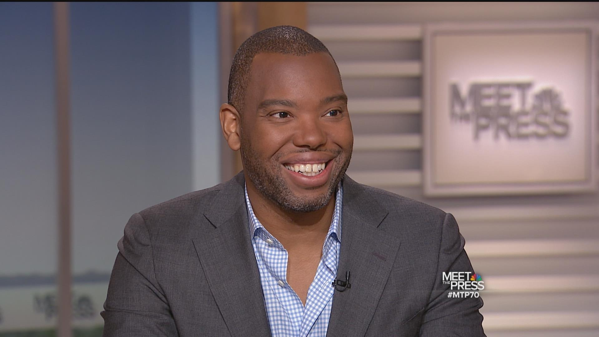 Ta-Nehisi Coates: 'I See Chaos' on Race Relations in America