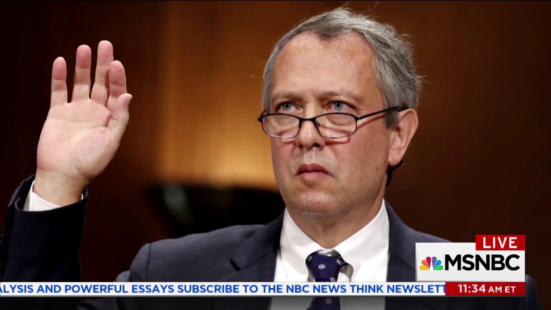 Trump federal judge nominee called a...