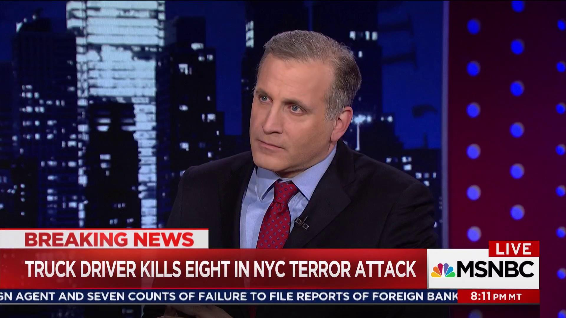 Latest details about suspect in NYC terror...