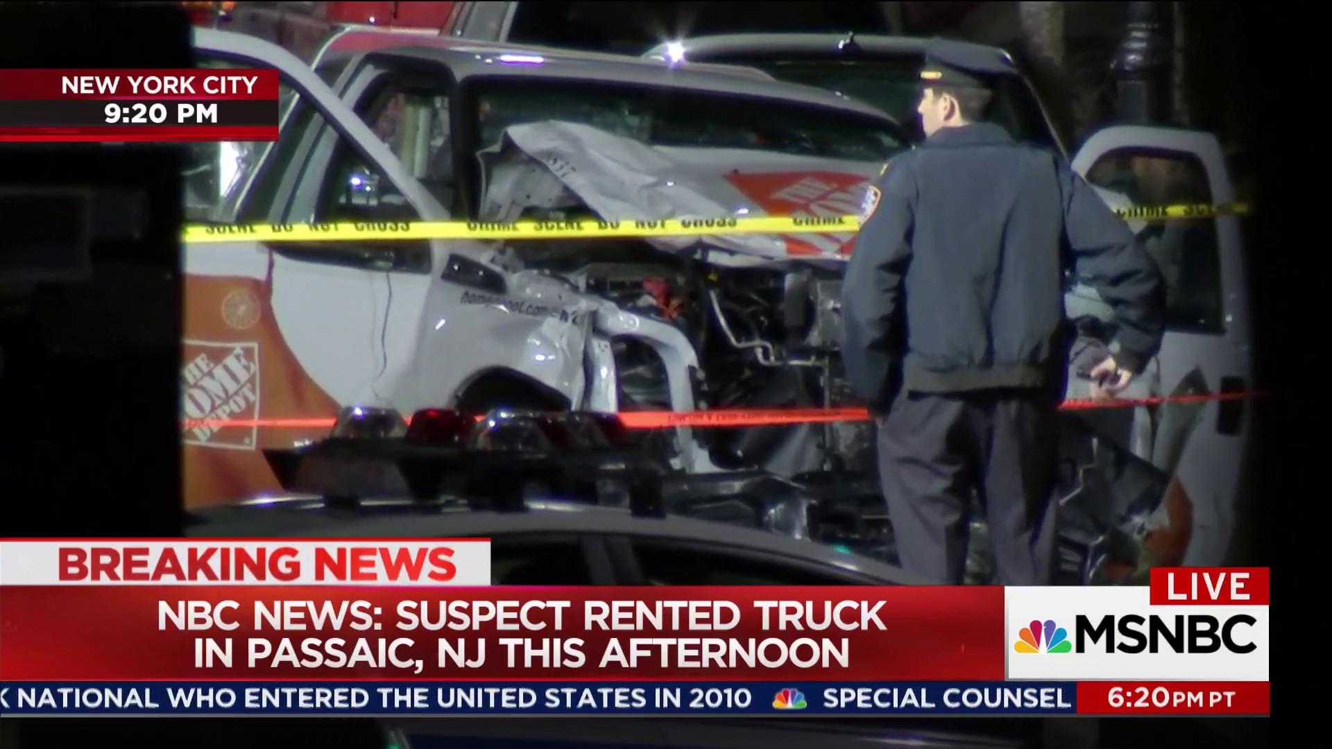 NYC attack follows ISIS exhortation