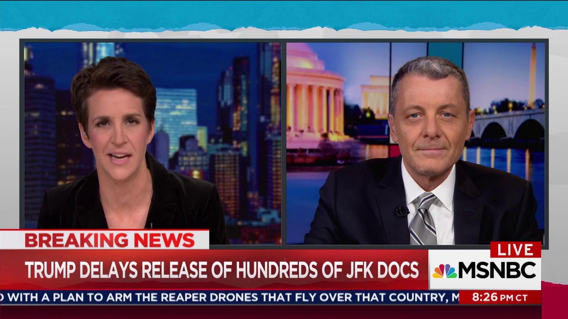Hype falls short with JFK documents release