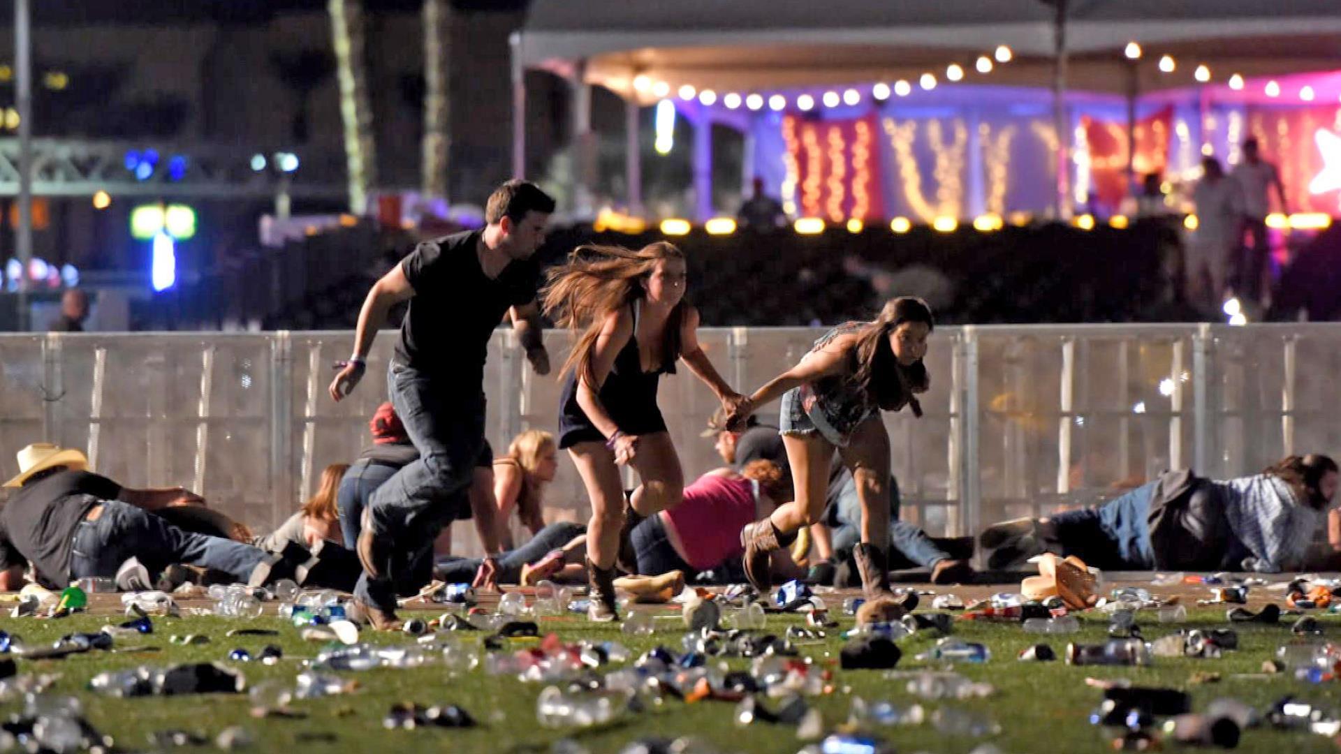 Las Vegas Shooting 59 Killed And More Than 500 Hurt Near Mandalay Bay
