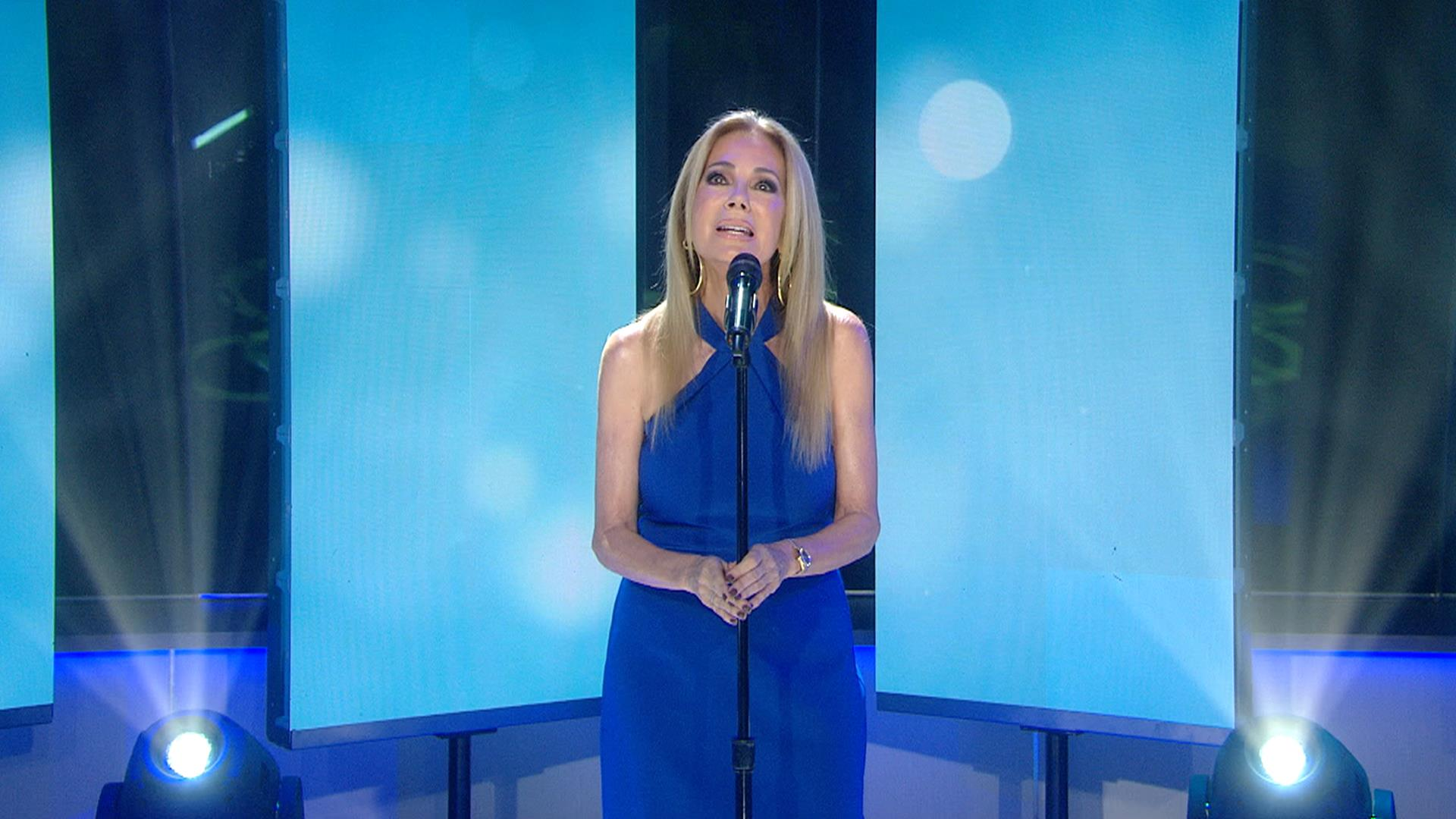 See Kathie Lee Gifford debut her new song 'He Saw Jesus' on TODAY