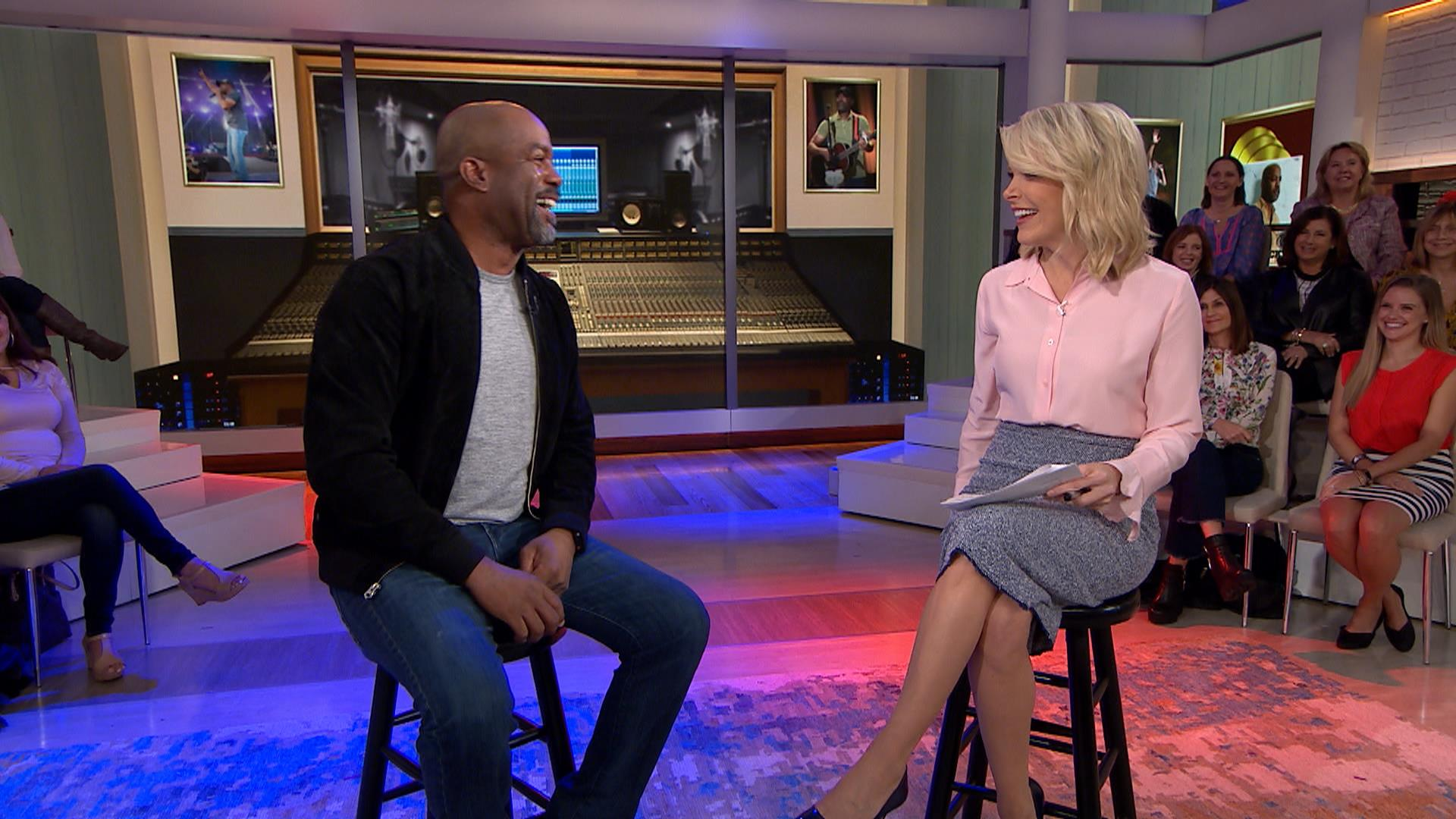 Darius Rucker Talks About His Favorite Memories From Hootie And The