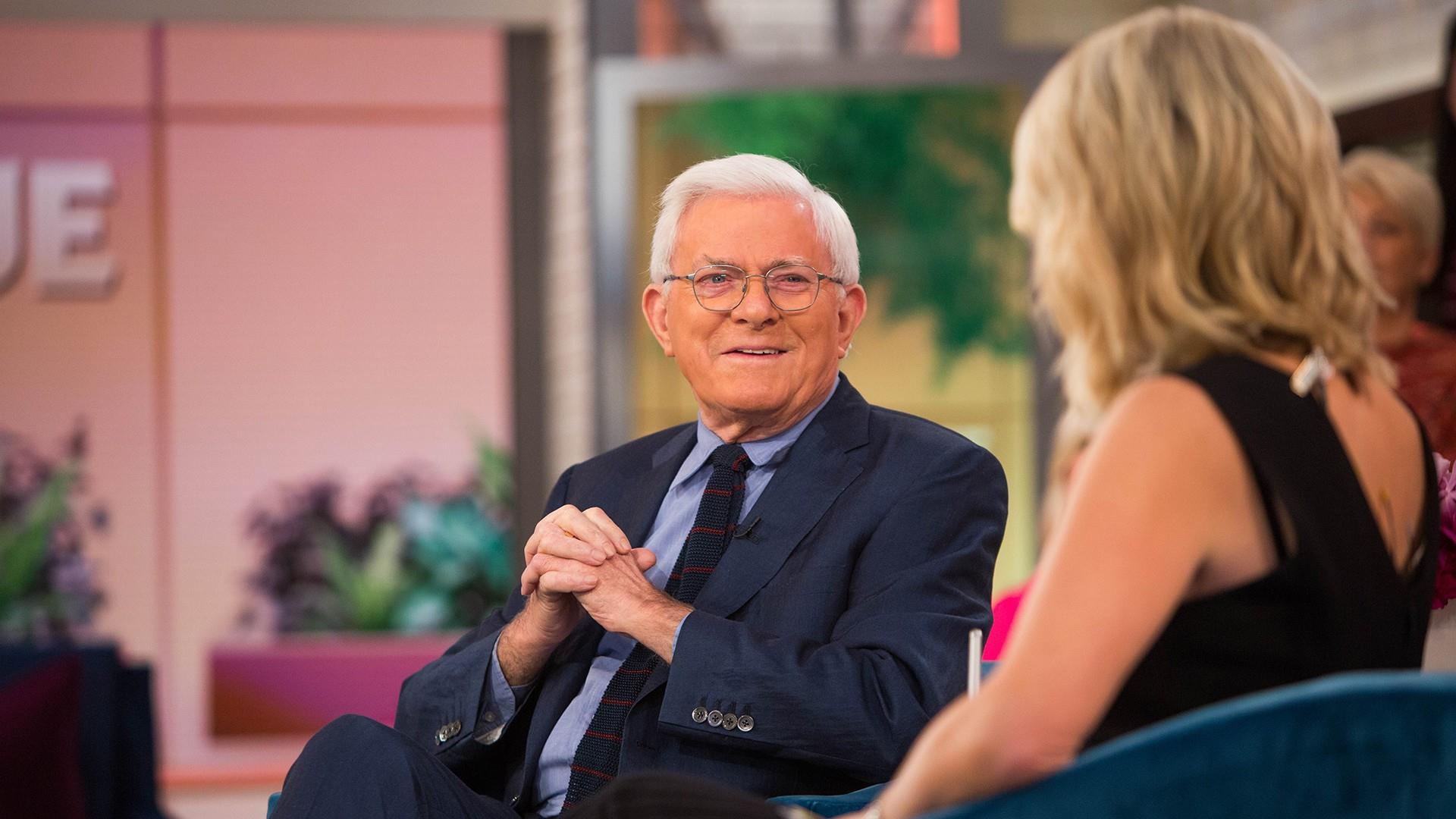 Phil Donahue on his legendary career and becoming a single dad