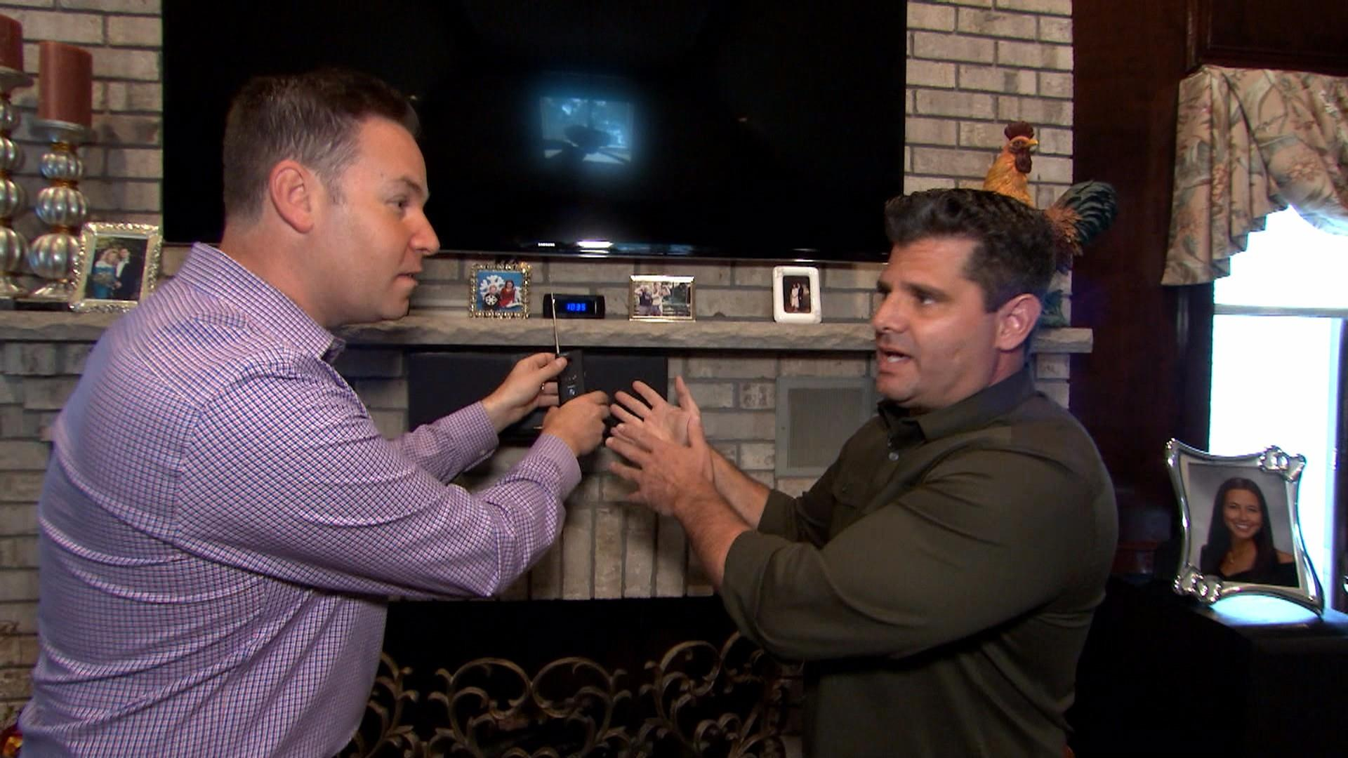 How to prevent being watched by hidden cameras in rental